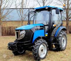 Foton Lovol. Трактор Lovol Foton TB-504