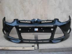 Бампер Ford Focus 3, новый, цвет Panther Black 2851CM-1 (черный) CB8