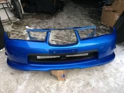 Бампер передний Subaru Impreza GG 2005-2007 Лиса