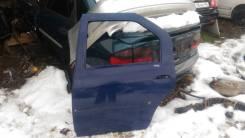 Дверь задняя левая Renault Logan 1 2005-2014