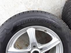 Bridgestone. зимние, без шипов, 2014 год, б/у, износ 20%