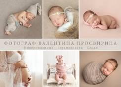 Фотосессия новорожденного в Новосибирске