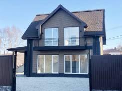 Продам Новый капитальный дом с отоплением в отличном месте мкр. Лесной. Мкр. Лесной-2 91, р-н мкр. Лесной, площадь дома 145кв.м., скважина, электрич...