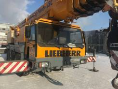 Liebherr LTM. Продается автокран 90/40 тонн Либхерр 2003 года, 12 000куб. см., 52,00м.