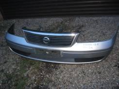 Бампер передний Nissan Sunny B15, FB15, FNB15, QB15