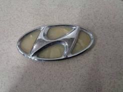 Эмблема задняя Hyundai Accent 2000-2012