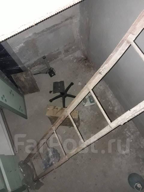 Гаражи капитальные. улица Терешковой 3а, р-н Чуркин, 20кв.м., электричество, подвал. Вид изнутри