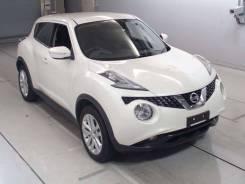 Nissan Juke. автомат, передний, 1.5 (112л.с.), бензин, 52 000тыс. км, б/п