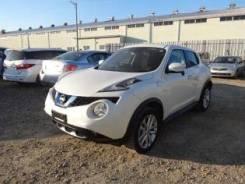 Nissan Juke. автомат, передний, 1.5 (115л.с.), бензин, 46 000тыс. км, б/п. Под заказ
