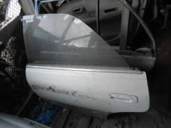 Дверь левая задняя Toyota Mark II JZX100, #X10#