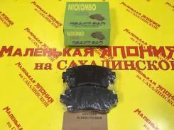 Колодки тормозные AN-322 Nickombo Classic Premium на Сахалинской