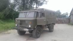 ГАЗ 66. Продам газ 66, 1 000куб. см., 2 000кг., 4x4