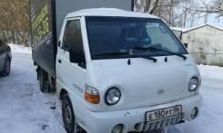 Hyundai. Продам грузовой фургон. Xюндай Auporter, 2 500куб. см., 2 000кг.
