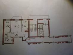 2-комнатная, улица Вилюйская 11. Октябрьский, частное лицо, 57,0кв.м.
