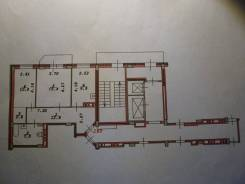 2-комнатная, улица Вилюйская 11. Октябрьский, частное лицо, 57,6кв.м.
