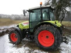 Claas. Трактор 340, 2009 г, 4740 м/ч, из Европы. Под заказ