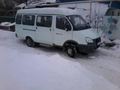 ГАЗ 322100. Продается газель 3221 микроавтобус 8+1, 8 мест