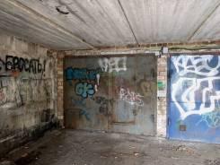 Гаражи капитальные. улица Енисейская 9а, р-н Вторая речка, 17кв.м., электричество, подвал. Вид снаружи