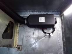 Установка воздушных отопителей Планар в автофургоны