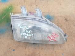 Фара правая Honda Civic EG8.