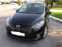 Mazda Demio. С водителем