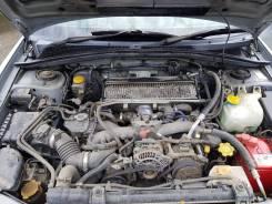 Двигатель в сборе. Subaru Forester, SG5 Двигатели: EJ20, EJ201, EJ202, EJ203, EJ204, EJ205, EJ20A, EJ20E, EJ20G, EJ20J