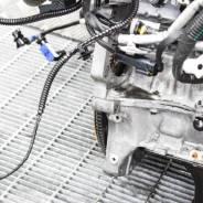 Двигатель BHZ Citroen C4 Picasso II 1.6