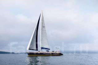 Продаю парусную яхту CNB 64. Длина 19,50м., 2001 год