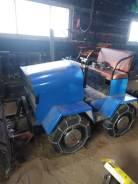 Самодельная модель. Продается самодельный мини трактор 4х4, 15 л.с.