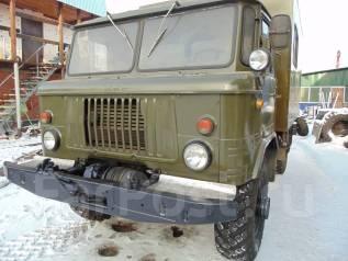 ГАЗ 66. Фургон, 2 200куб. см., 3 000кг., 4x4