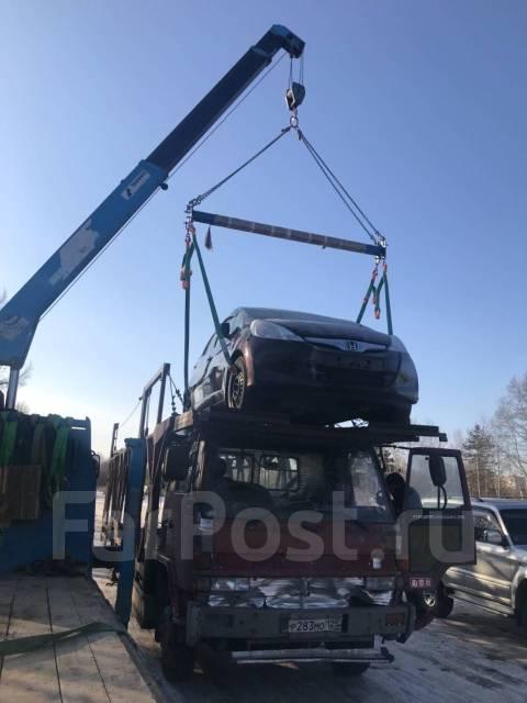 Эвакуатор-Бортовой грузовик с краном манипулятором