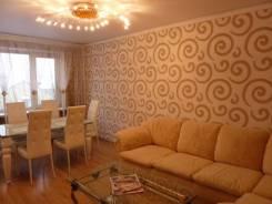 3-комнатная, улица Тушканова 6. Силуэт, 69,0кв.м.