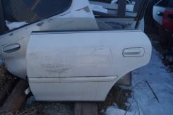 Дверь Toyota Chaser, левая задняя GX100