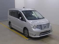Nissan Serena. автомат, передний, 2.0 (147л.с.), бензин, 80 000тыс. км, б/п. Под заказ