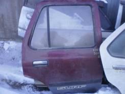 Дверь задняя Toyota Hilux Surf LN130