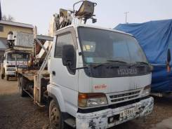 Isuzu Forward. Буровая Isuzu 1996 полная пошлина, 8 200 куб. см., 3 000 кг.