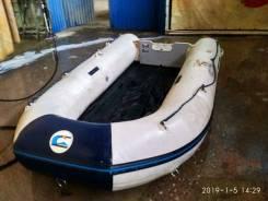 Aquasparks. 2007 год год, длина 3,30м., двигатель подвесной, 15,00л.с.