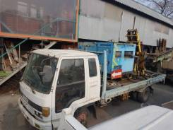 Isuzu Forward. , 6 500 куб. см.