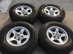 275/70 R16 Dunlop SJ8 литые диски 5х150 (L24-1605)
