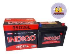 Indigo. 85А.ч., Обратная (левое), производство Корея. Под заказ