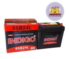 Indigo. 50А.ч., Обратная (левое), производство Корея