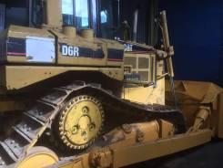 Caterpillar D6R. Бульдозер Caterpillar d6r