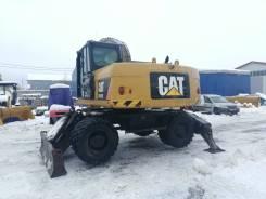 Caterpillar. Экскаватор колесный M315D, 0,91куб. м.