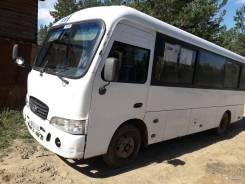 Hyundai County. Автобус, 21 место