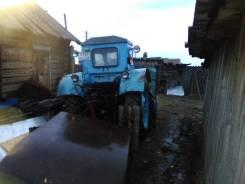 ЛТЗ Т-40АМ. Трактор т-40 ам, 40 л.с.