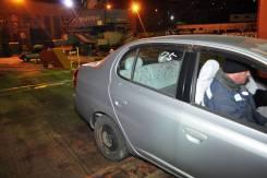 Дверь правая задняя Toyota Platz