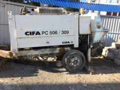 Cifa PC 506/309. Продам Бетононасос Стационарный прицепной РС 506-309S6 СIFA, 1 100куб. см., 50,00м.