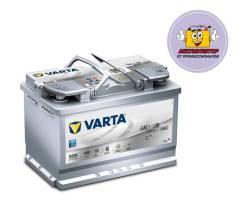 Varta. 70А.ч., Обратная (левое), производство Европа