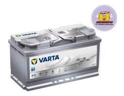 Varta. 95А.ч., Обратная (левое), производство Европа