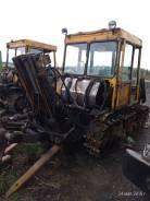 Вгтз ДТ-75. Продаётся трактор ДТ-75 с погрузчиком для леса, 3 000кг.